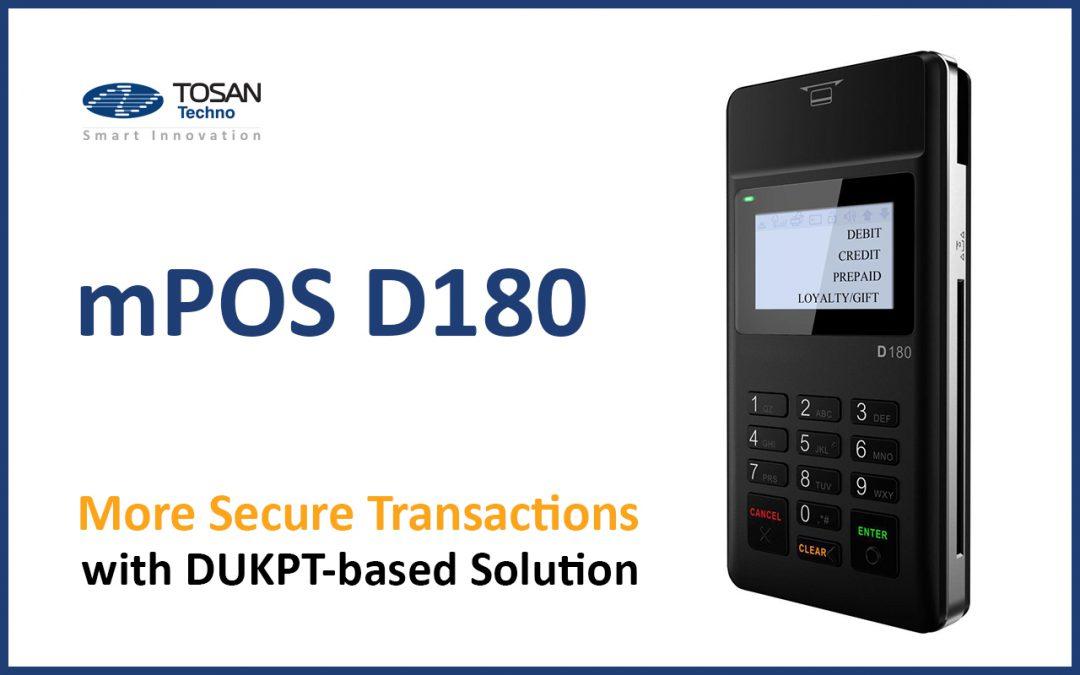 ارائه راهکار جدید توسنتکنو در خصوص مدیریت کلید مبتنی بر DUKPT در دستگاههای mPOS