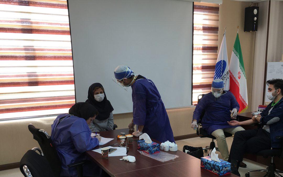 اقدامات توسنتکنو در راستای حفظ سلامت سرمایه انسانی در مقابل ویروس کرونا